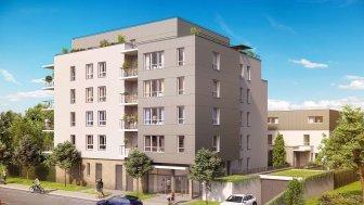 Appartements et maisons neuves La Villa du Verderet investissement loi Pinel à Grenoble