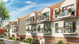 Appartements et maisons neuves Le Clos Amarante investissement loi Pinel à Lys-Lez-Lannoy