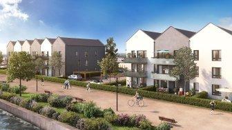 Appartements neufs Le Clos des Quais à Jarville-la-Malgrange