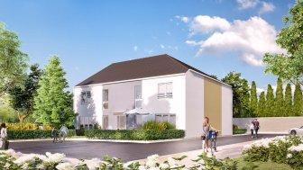 Appartements et maisons neuves Le Domaine d'Argancy à Argancy