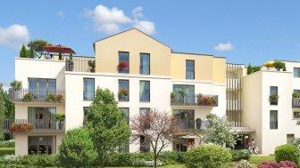 Appartements et maisons neuves Le Domaine du Verger investissement loi Pinel à Vert-Saint-Denis