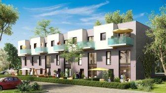 Appartements neufs Le Domaine des Rois investissement loi Pinel à Saint-Louis