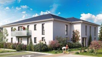Appartements et maisons neuves Le Domaine du Haut des Vignes à Richemont