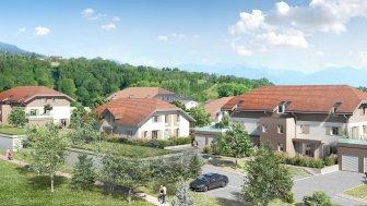 Appartements et maisons neuves Le Hameau des Hutins investissement loi Pinel à Cranves-Sales