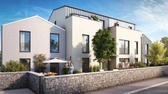 Appartements neufs Les Allées de l'Europe investissement loi Pinel à Saint-Herblain