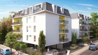 Appartements neufs Le Clos des Merisiers à Aix-les-Bains
