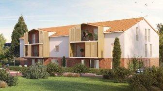 Appartements et maisons neuves Les Jardins des Deux Chênes investissement loi Pinel à Mondonville