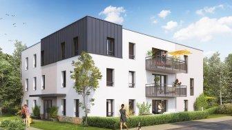 Appartements neufs Les Résidentiales de Guindreff à Saint-Nazaire