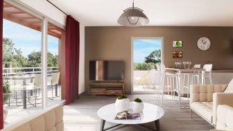 Appartements neufs Les Terrasses du Pilat à Chasse-sur-Rhône