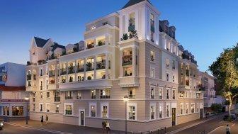 Appartements neufs Villa des Frênes investissement loi Pinel à Le Blanc Mesnil