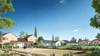 Appartements et maisons neuves Le Domaine de Montardon investissement loi Pinel à Montardon