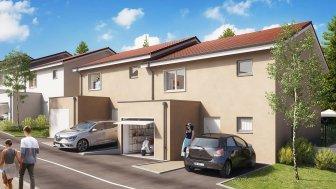 Maisons neuves Le Hameau de Leyrieu à Chaponnay