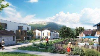 Maisons neuves Le Hameau du Laca à Champagnier