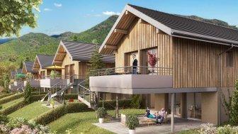 Maisons neuves Les Coteaux de Bromines à Sillingy