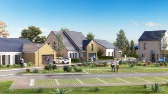 Maisons neuves Les Coteaux du Breuil à Saint-Pavace