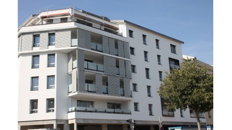 Appartement neuf Bron Centre investissement loi Pinel à Bron