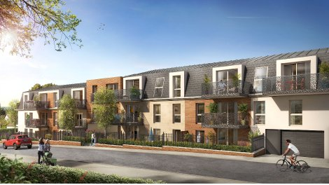 El gancia franconville programme immobilier neuf for Appartement neuf 95