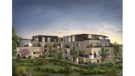 Appartement neuf La Promenade des Comtesses à Chartres