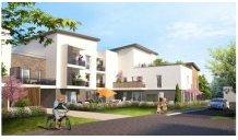 Appartements et maisons neuves My Park éco-habitat à Olivet