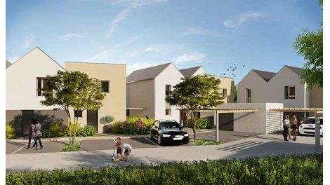 Maisons neuves Venizzia à Orléans