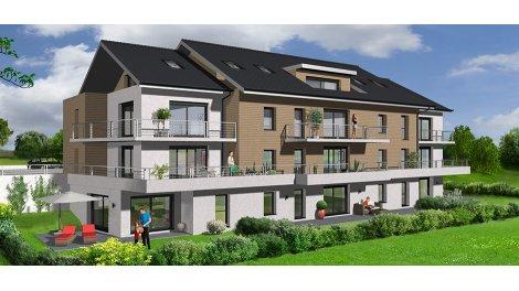Appartements neufs Les Vignes du Léman à Challex