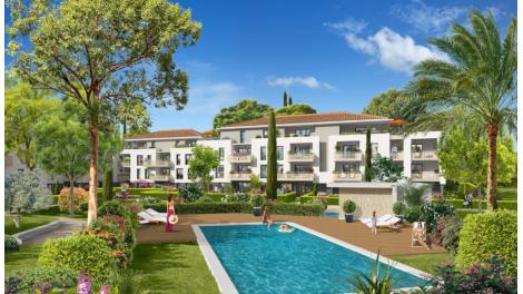 Appartements et villas neuves Hyeres les Palmiers investissement loi Pinel à Hyères