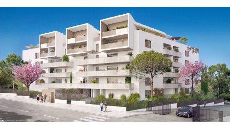 Appartement neuf Marseille 10 Saint Tronc à Marseille 10ème