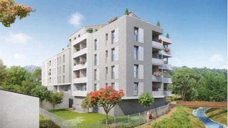 Appartements neufs Le 123 à Roquevaire