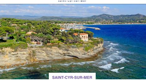 Appartement neuf Saint Cyr sur Mer investissement loi Pinel à Saint-Cyr-sur-Mer