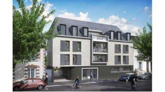 Appartements neufs Le 91 investissement loi Pinel à Tours