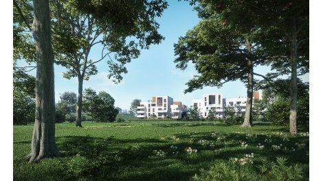 Appartements neufs CŒur Ausone investissement loi Pinel à Bruges