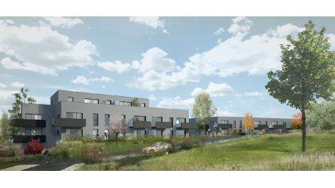 investissement immobilier à Theix