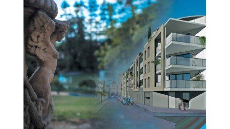 Appartement neuf Le Botanique éco-habitat à Béziers