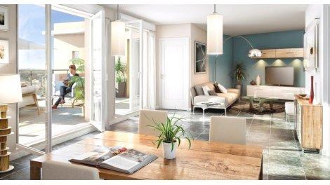 Appartements neufs Aix - Allées Provencales à Aix-en-Provence