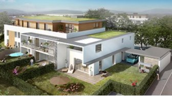 """Programme immobilier du mois """"Residence id Nature"""" - Annecy-le-Vieux"""
