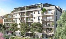 Appartements neufs Résidence Exception investissement loi Pinel à Aix-les-Bains