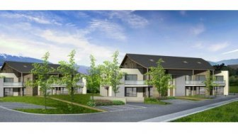 """Programme immobilier du mois """"Le Domaine du Grand Bargy"""" - Marignier"""