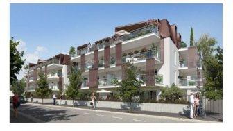 Appartements neufs Les Jardins du Petit Port investissement loi Pinel à Aix-les-Bains