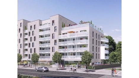 Appartement neuf Les Terrasses de l'Helvetie investissement loi Pinel à Ambilly