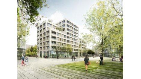 Appartement neuf Residence Quai N°4 investissement loi Pinel à Annemasse