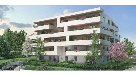 Appartement neuf Residence Intermede investissement loi Pinel à Annemasse