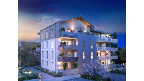 Appartement neuf Residence Imagine investissement loi Pinel à Bons-en-Chablais
