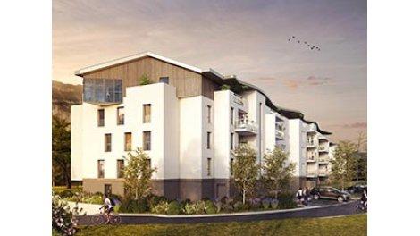 Appartement neuf Résidence le Karat investissement loi Pinel à Etrembières