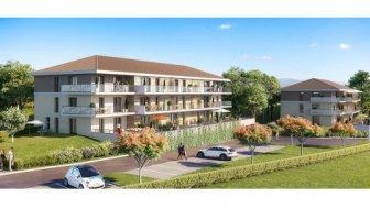 Appartements neufs Résidence le Saint Thomas éco-habitat à Evian-les-Bains