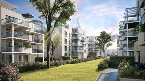 Appartements et villas neuves Garden Park investissement loi Pinel à Ferney-Voltaire