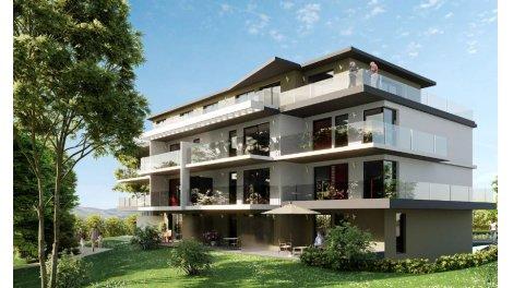 Appartement neuf L'Oree du Lac investissement loi Pinel à Le Bourget-du-Lac