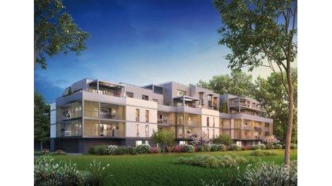 Appartement neuf Les Grands Chenes investissement loi Pinel à Ornex