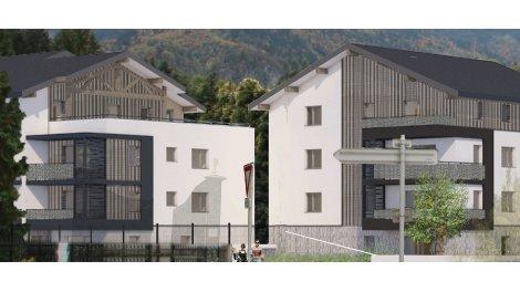 Appartement neuf Résidence du Parc à Saint-Pierre-en-Faucigny