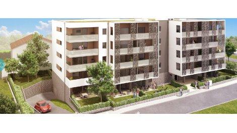 Le saint thomas evian les bains programme immobilier neuf for Autoconstructeur maison