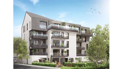 Appartement neuf Querlo à Nantes